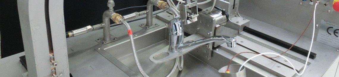 banco-prova-prestazione-meccanica-miscelatore-monocomando