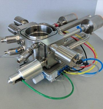 montaggio meccanico alta precisione