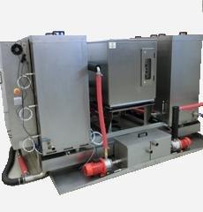HGD2-35 - Generator di acqua calda e fredda con recupero di energia