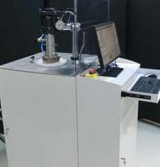 Banco di prova idraulica personalizzata
